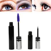 Creazy Make Up Cosmetic Eyebrow Mascara Eye Lashes Eyeliner Holiday Gift Set