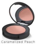SUZANNE SOMERS Organics Natural Blushing Powder, Caramelised Peach, 5ml