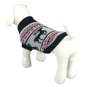 Pet Clothes,Haoricu Winter Warm crochet dog sweater Dog Coat chien Pet Clothes Clothing Small Puppy Sweaters Custome Apparel