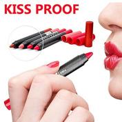 SHERUI 1pcs Make up Lipstick 12 Colours Waterproof Lip Liner Pencil Long Lasting Lipliner