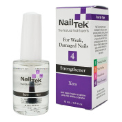 NailTek Xtra 4 Strengthener for Weak Damaged Nails 15ml