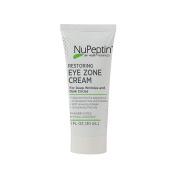 NuPeptin Restoring Eye Zone Cream anti ageing cream to target crow's feet, dark circles and puffiness around eyes