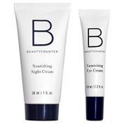 Beautycounter Rest Assured Set Nourishing Night Cream(30ml) and Nourishing Eye Cream