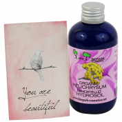 BIOPARK - Organic Helichrysum (Immortelle) Hydrosol - Promotes wound healing - Reduces swelling - 100ml