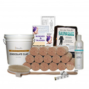 Wholesale Body Wrap Business Startup Kit with Spa Chocolate Formula