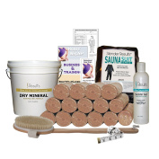 Wholesale Body Wrap Business Startup Kit with European Dry Mineral Formula