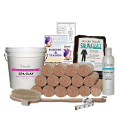 Wholesale Body Wrap Business Startup Kit with Spa Clay