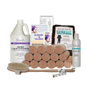 Wholesale Body Wrap Business Startup Kit with Herbal