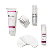Murad MURAD INSTANT EFFECTS set Murad AHA/BHA Exfoliating Cleanser Murad Rapid Collagen Infusion Murad Eye Lift Firming Treatment Murad Hydro-Dynamic Ultimate Moisture