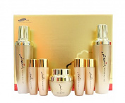 Korean Cosmetics_Lebelage Heeyul Premium Herbal 3pc Gift Set