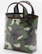 AM PM Kids! Sunday Bags, Camo Green