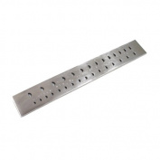 Draw Plate Half-Round 1-7 Gauge - SFC Tools - 28-635