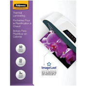 FELLOWES 52225 ImageLast Laminating Pouches, Letter, 50pk