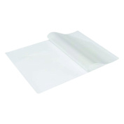 RBHK 5 Mil Clear Letter Size Thermal Laminating Pouches - 23cm X 29cm