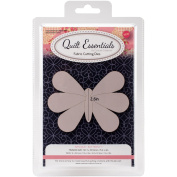 Couture Creations Quilt Essentials Quilting Die-Butterfly 1 - Applique 14cm x 10cm