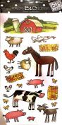 Barnyard Animals Packaged