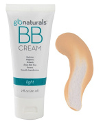 Glonaturals BB Cream - Light Colour - Non-GMO -- 60ml