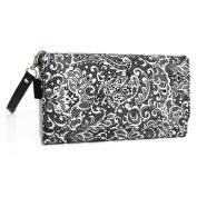 Fashion wallet case multi purpose organiser ( ID holder, coin purse, phone pocket) fits