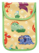 AM PM Kids! Nappy Clutch, Dino-Mite