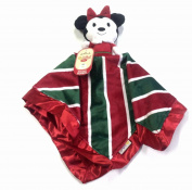 Hallmark 1KDD8019 Itty Bitty Holiday Minnie Lovey