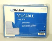 Reliamed Reusable Underpad Moderate absorbency - Singles