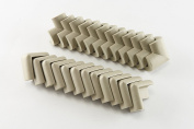 24pack Corner Bumpers Guards Furniture Protectors for baby Safety