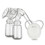 ZIMEITU BPA-free Double Electric Comfort Breast Pump Breast Pump Milk for mother care products