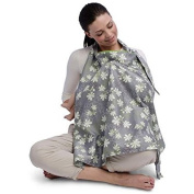 Boppy Nursing Cover - Available in Multiple Patterns, Lupine