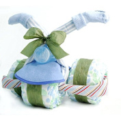 This Super Cool Nappy Gift For Boys Has 11 Nappies In Size 2