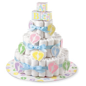 Wilton Nappy Cake Kit Create A Nappy Cake For The Baby Shower