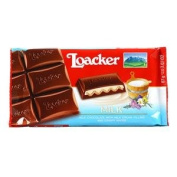 Loacker Milk Chocolate 87g.