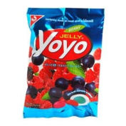 Yoyo Gummy Mixed Berry 80g.