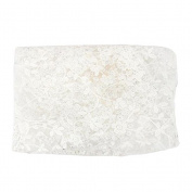 JYS Newborn Maternity Props Lace Photography Photo Props Quilt Stretch Wrap - White