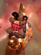 Baby on Moon Nightlight Mary's Moo Moos 319295