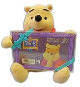 Disney Plush Winnie the Pooh Picture Frame