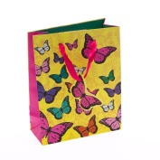 Small Colourful Butterfly Gift Bags