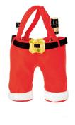 Santa Pant Christmas Bottle Bag