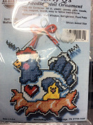Mother Hen - Curly-Q's Needlepoint Ornament Kit 1174