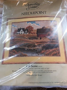 Something Special Fall Scene Needlepoint Kit #30529