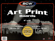 100 Ct. 11X17 Art Print Backing Boards