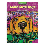 Wellspring Gift Colouring Book Lovable Dog