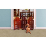 Furhaven Adirondack Pet Gate Are A Simple WayTo Contain Your Pets