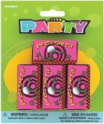 Party Favours 4/Pkg-Ball & Jack Sets