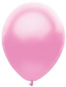 13cm Decorating Balloons Silk Pastel Pink Balloons