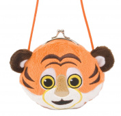 Tiger Clasp Purse by Wild Republic - KM87723
