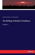 The Writings of Quintus Tertullianus