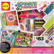 ALEX Toys Craft Groovy Scrapbook Kit