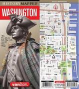 History Mapped Washington Map by Vandam