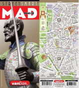 Streetsmart Madrid Map by Vandam  [MUL]