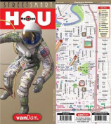 Streetsmart Houston Map by Vandam